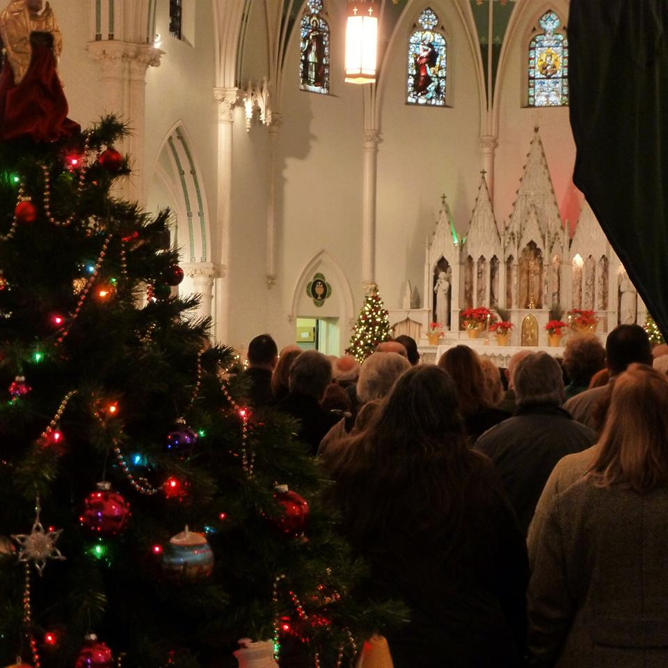 photos  second buffalo mass mob   our lady of perpetual
