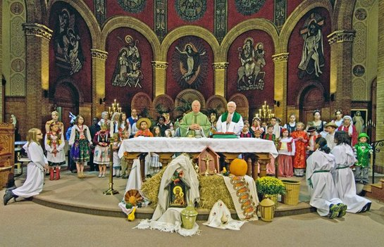 1-Assumption Harvest Festival