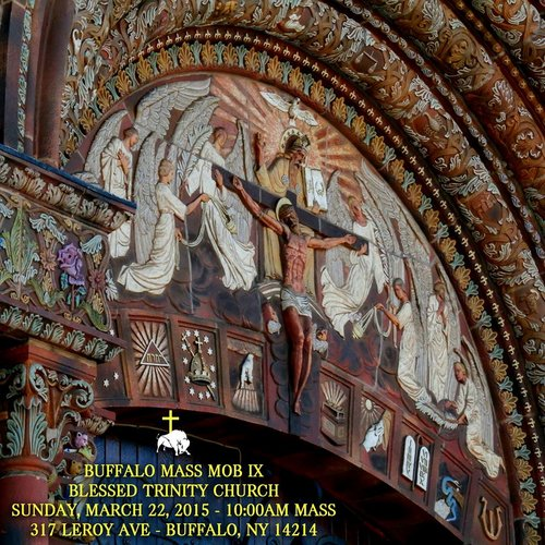 Buffalo Mass Mob - Blessed Trinity