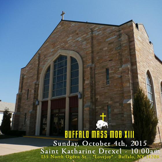 buffalo mass mob xiii  u2013 church of saint francis of assisi